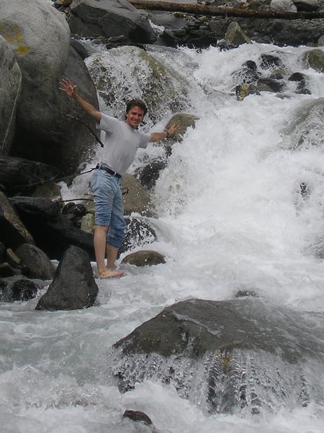 Индия, в окрестностях перевала Рохтанг